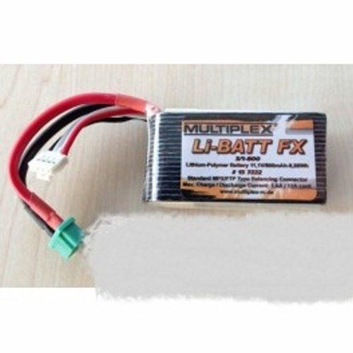 LI-BATT FX 3/1-800 (M6)