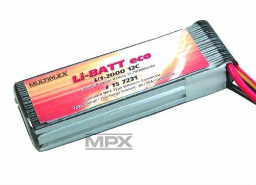 LI-BATT ECO 3/1-2000 (M6)