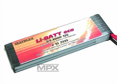 LI-BATT ECO 2/1-3000 (M6)