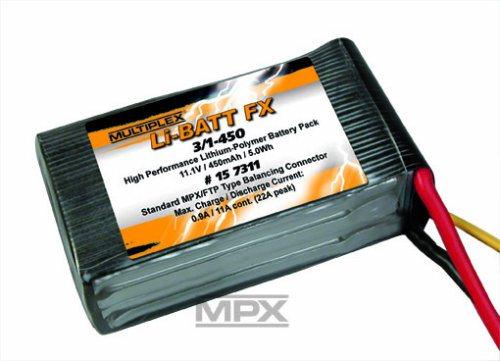 LI-BATT FX 3/1-450 (M6)