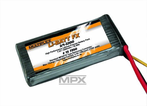 LI-BATT FX 2/1-2200 (M6)