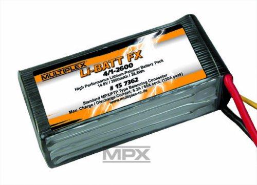 LI-BATT FX 4/1-2600 (M6)
