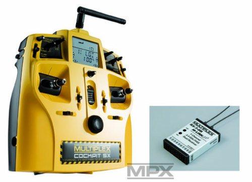 COCKPIT SX M-LINK LIGHT-SET 2.4 GHZ, ACTION-EDITION