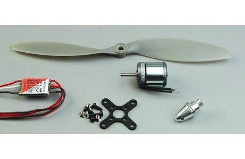 POWER DRIVE SPORT BL-X 22-18
