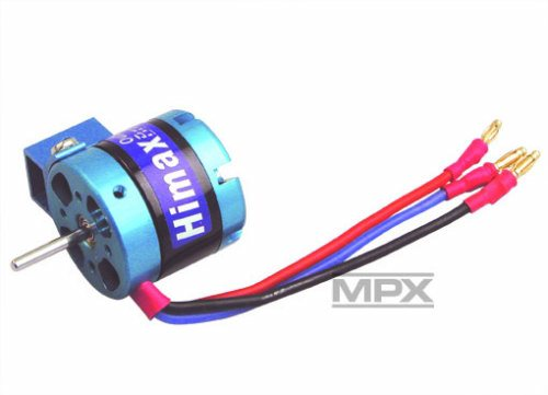 OUTRUNNER E-MOTOR HIMAX C 2808-1550 W. ACCESSORIES