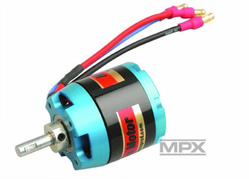 OUTRUNNER E-MOTOR HIMAX C 3516-0840 W. ACCESSORIES