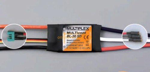 MULTICONT BL-20 SD