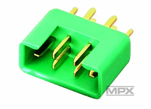 HIGH-CURRENT PLUG, 3 PCS.