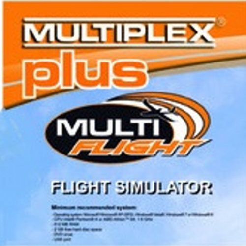 CD FLUG-SIMULATOR MULTIFLIGHT