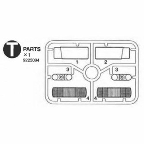 T-PARTS FOR 56318