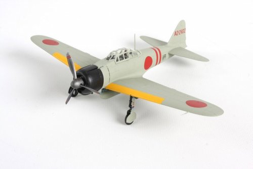 ZERO A6M2B WITH 8 MARKINGS   1/72
