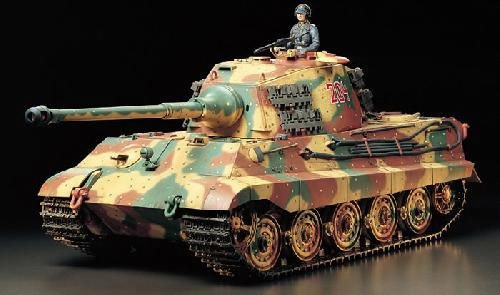 RC KING TIGER 2 A6 WITH OPTION KIT
