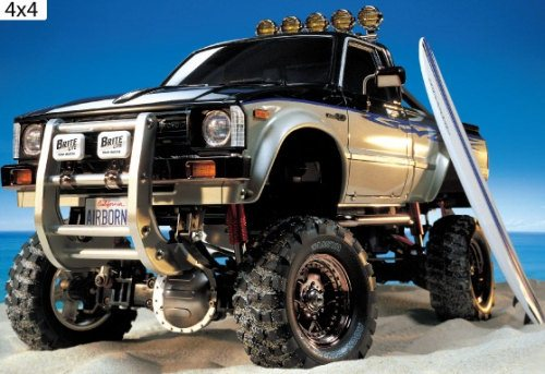 TOYOTA HILUX HIGH-LIFT