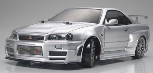 NISMO R34 GT-R Z-TUNE (TT-01D)
