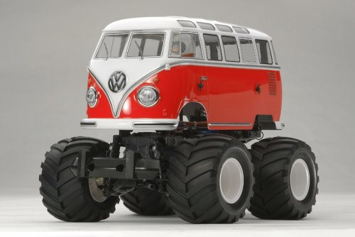 VW T1 WHEELIE 1/12