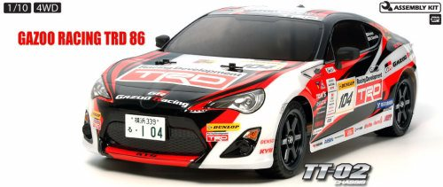 GAZOO RACING TRD 86 (TT-02)