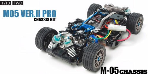 M-05 V.II PRO CHASSIS KIT