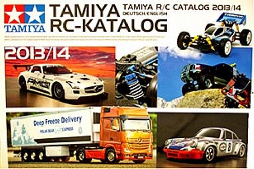 R/C LINE-UP CATALOGE VOL. 1 2014