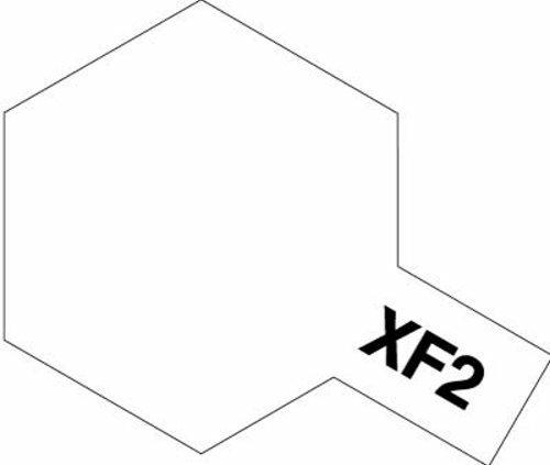 ENAMEL PAINT X-2 WHITE 10ML