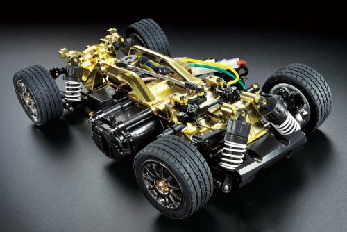 M-05 CHASSIS GOLD