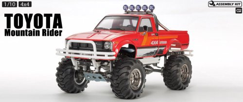 TOYOTA MOUNTAIN RIDER 4 X 4 PICKUP