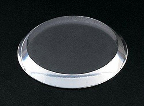 TAMIYA ACRYLIC DISPLAY BASE (DIAMETER 100mm - 8mm)