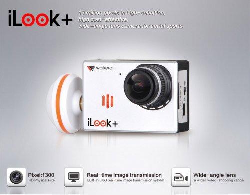 ILOOK+ CAMERA HD (iLOOK PLUS)