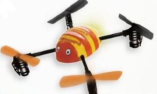 QUADCOPTER FIRE FLY 4 AXIS