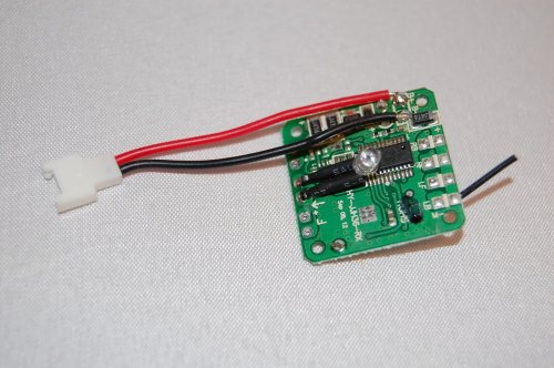 RECEIVER BOARD QUADCOPTER MQ1
