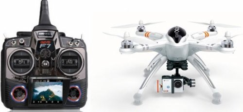 QR X350  PRO FPV VERSION INCL BATTERY AND CHARGER