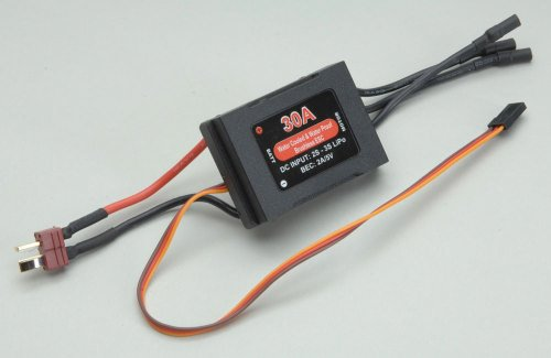30A WATER COOLING ESC FOR BRUSHED MOTOR