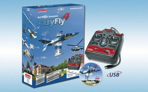 EASYFLY 4 WITH EASYCOMMANDER