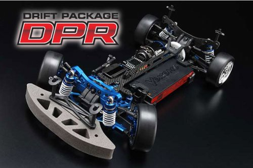 YOKOMO DRIFT PACKAGE DPR A-ARM 1:10