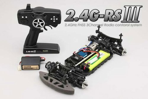 YOKOMO DRIFT RACER READY TO DRIFT - 2.4 GHz