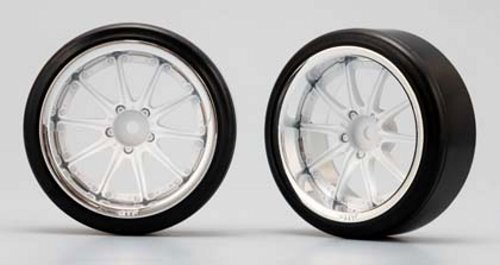 RAYS VOLK GT F WHEELS/TIRES 8MM