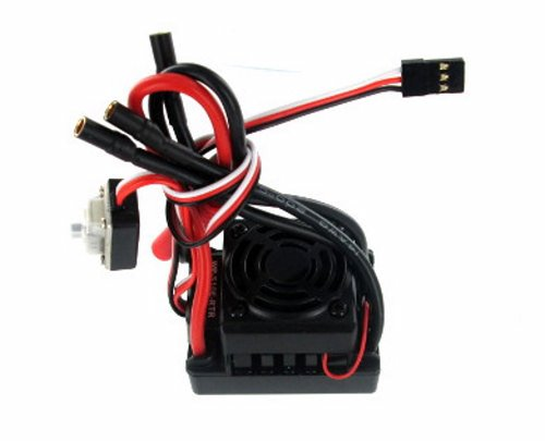WATER PROOF BRUSHLESS ESC 45A DEANS CONNECTOR