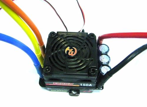 BRUSHLESS ESC 150A 1 PCS