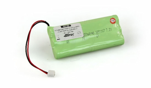 BATTERY TX NIMH BATTERY PACK 7.2V, 1300MAH ELCO (FLAT TYPE F