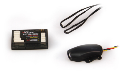 HTS SS BASIC TELEMETRY HELI PACK
