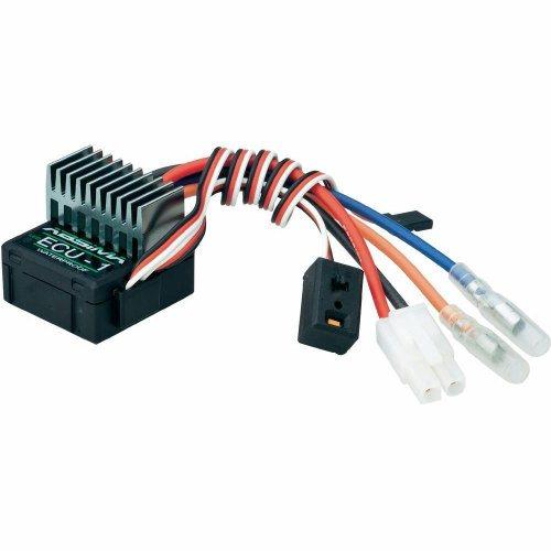 SPEED CONTROLLER 70 A ECU1  BRUSHED / WATERPROOF
