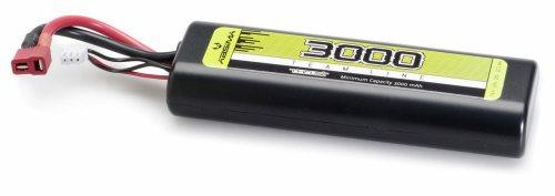 LIPO 7.4V-25C 3000 HARDCASE (T-PLUG)