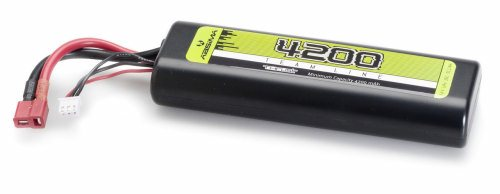 STICK PACK LIPO 7.4V-25C 4200 HARDCASE (T-PLUG)
