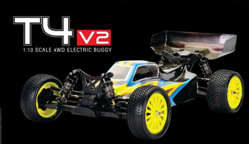 1:10 EP BUGGY T4 COMPETITION KIT