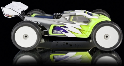 1:8 GP TRUGGY T8T COMPETITION KIT