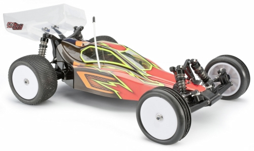 1:10 EP BUGGY TC02C COMPETITION KIT