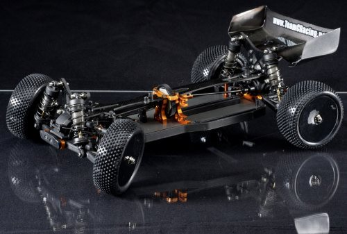 1:10 EP BUGGY TM4 V2 4WD COMPETITION KIT