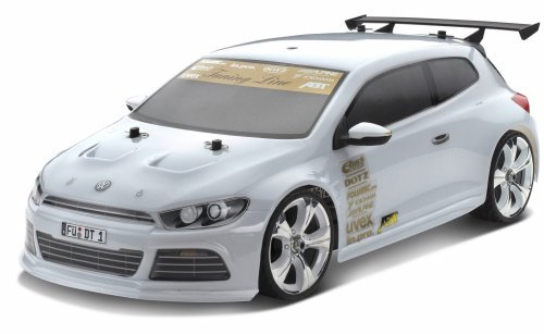 1:10 BODY KIT SCIROCCO, WHITE, TUNER DECALS