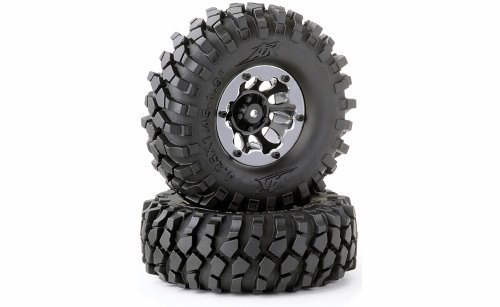 1:10 TIRE SET CRAWLER 108MM