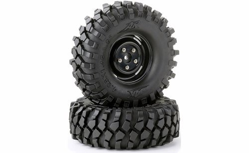 1:10 TIRE SET CRAWLER 108MM SCALE RIM