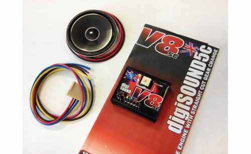 MTRONIKS DIGI-SOUND 5C V8 RACE